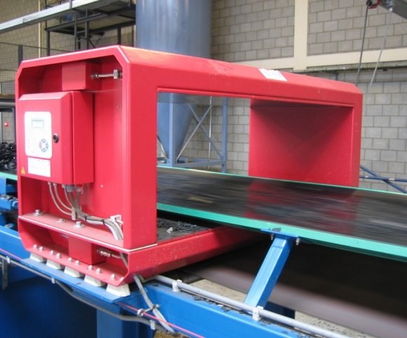 Mbm Industry Amp Rail Tech Gmbh Metal Detectors Tunnel